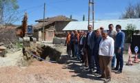 ALTUNTAŞ - Kırsal Mahallelerin Alt Yapı Sorunu Çözülüyor
