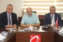 İMAM GAZALİ - Kıvanç Açıklaması  'İş Dünyası Olarak Adana Demirspor'a Desteğimiz Sürecek'