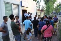 KıZKALESI - Kızkalesi'ne Kapalı Pazar Yeri