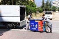 ELEKTRONİK EŞYA - Konyaaltı'nda 'Çok Amaçlı Konteynırlar' Yenileniyor