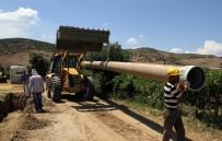 MASLAK - Manisa'da 148 Bin Dekar Arazi Modern Sulamayla Tanışacak