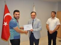 YILMAZ ALTINDAĞ - Mardin'de 30 Girişimci Sertifikasını Aldı