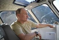 VLADIMIR PUTIN - Putin Dağlarda Dolaşırken Görüntülendi