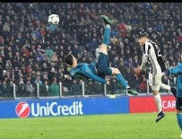 CRİSTİANO RONALDO - Sezonun golü Ronaldo'dan