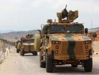 Zeytin Dalı Harekatı - Suriye sınırına komando sevkiyatı
