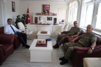KOMANDO OKULU - Tuğgeneral Bozdemir, Eğirdir Turunda