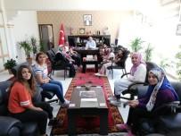 YETİŞTİRME YURDU - Yetiştirme Yurdu Öğrencileri Müftü Taşçı İle Bir Araya Geldi