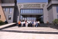 NİKAH SARAYI - 1 Eylül'de Açılacak Kültür Merkezi Ve Nikah Salonu Tanıtıldı