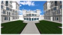 AKILLI BİNA - 600 Yatak Kapasiteli Yurt Hizmete Açılıyor