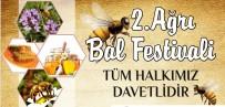 Ağrı Bal Festivaline Hazırlanıyor