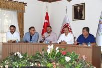 İLETİŞİM MERKEZİ - AK Parti Nevşehir Milletvekili Açıkgöz, Külliye Yaptırma Ve Yaşatma Derneği Başkanlığına Seçildi