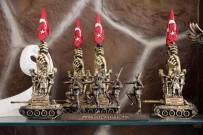 SANAT ESERİ - Anıtkabir'in Hediyelik Eşyaları Yozgat'ta Üretiliyor