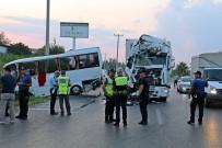AHMET DOĞAN - Antalya'daki Kazada Yaralanan Rus Turistlerin Kimlikleri Belli Oldu