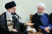 AYETULLAH ALI HAMANEY - Ayetullah Hamaney, Ruhani İle Görüştü