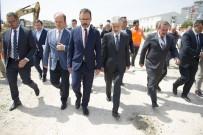 Mehmet Kasapoğlu - Bakan Kasapoğlu'ndan Eryaman Stadı Talimatı