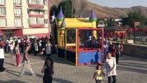 Bitlis Parklarla Donatılıyor