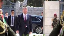 ÜRDÜN KRALI - Boşnak Lider İzetbegovic Filistin'de