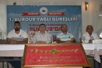 ERHAN ÜSTÜNDAĞ - Burdur Belediyesi 1. Yağlı Güreşleri