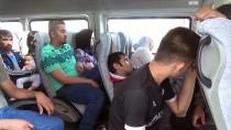 GÜLPıNAR - Çanakkale'de 48 Düzensiz Göçmen Yakalandı