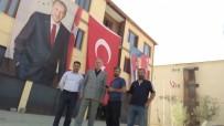 Durankaya Türk Bayrakları İle Süslendi