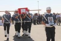 Görev Başında Kalp Krizi Geçirerek Şehit Olan Polis, Son Yolculuğuna Uğurlandı
