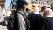 ORANTISIZ GÜÇ - İsrail Doğu Kudüs'te Filistinlilerin Mülklerini Yıktı