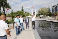 İstiklal Yolu Parkı Halkın Hizmetine Açıldı
