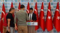 SURİYE ORDUSU - İYİ Parti Başkanlık Divanı Toplantısı