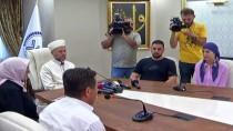ADıGÜZEL - Kelimeişehadet Getirirken Döktüğü Gözyaşlarıyla Müslüman Oldu