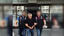 KİMLİK KARTI - Kırmızı Bültenle Aranan Azeri Kanun Kaçağı İstanbul'da Yakalandı