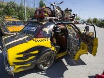 KOMPOZISYON - Klasik Otomobil Yeniden Tasarlandı