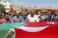 GÜLAY SAMANCı - Konyalı Şehit Asker Son Yolculuğuna Uğurlandı