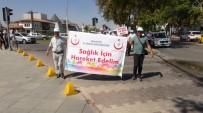 ŞIŞMANLıK - Malatya'da Sağlık İçin Yürüdüler