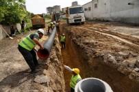 ŞEBEKE HATTI - MESKİ Ergenekon Mahallesi'nin Kanalizasyon Sorununu Çözdü