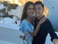 MILANO - Mesut Özil, Amine Gülşe için Arsenal'den ayrılacak