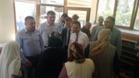 YEŞILÖZ - Nevşehir Valisi Aktaş, Yeşilöz Köyünde İncelemelerde Bulundu