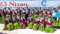 KIZ ÖĞRENCİLER - Vanlı Kızlar Türkiye Şampiyonluğuna Göz Dikti