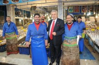 TÜRKIYE ESNAF VE SANATKARLAR KONFEDERASYONU - Palandöken Açıklaması 'Balıkçı Esnafı Yeni Sezondan Ümitli'