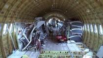 Pistten Çıkan Uçağın 'Millet Kıraathanesi' Yapılması Talebi