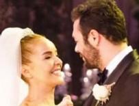 KıNA GECESI - Şarkıcı Bengü ile Selim Selimoğlu evlendi!