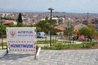 SÜTLÜCE - Sütlüce'ye Seyir Teraslı Oyun Parkı