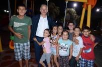 YAZıBAŞı - Torbalı'da Başkan Görmez'e Sevgi Seli