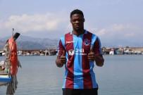 BALIK SEZONU - Trabzonspor'dan bir imza daha