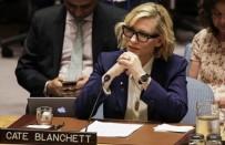 HOLLYWOOD - Ünlü Oyuncu Blanchett, Myanmar Zulmünü BMGK'ya Taşıdı
