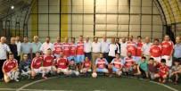 ORTAK AKIL - Uşak'ta Futbol Günleri Başladı