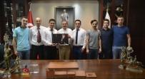 AHMET ATAÇ - Uzmanlar Federasyonu'ndan Ataç'a Ziyaret