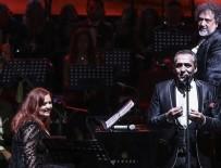 SENFONİ ORKESTRASI - Yavuz Bingöl ile Mehveş Emeç, şehit aileleri yararına konser verdi