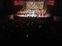 HÜSNÜ ŞENLENDİRİCİ - Yavuz Bingöl Ve Piyanist Mehveş Emeç'ten Anlamlı Konser