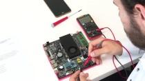 ELEKTRONİK KART - Yerli İmkanlarla Elektronik Ana Kart Üretti