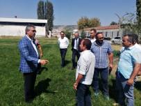 MEHMET UZUN - Yıldızlar Karakucak Türkiye Şampiyonası Turhal'da Yapılacak